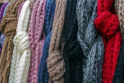 5 Best Reasons to Knit a Scarf!