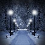 Wispy Winter Scarf