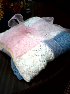 picture of a baby blanket