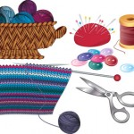 The Four Essential Knitting Tools