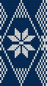 Intarsia pattern