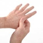 stiff fingers