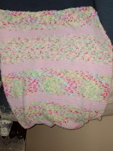 pipsqueak baby blanket