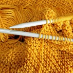 Knitting Health Benefits Checklist