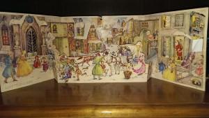Old Advent calendar