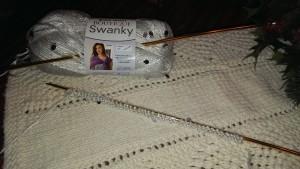 Swanky yarn