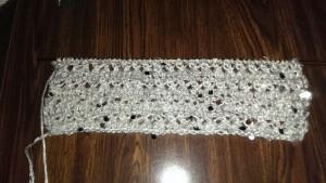 Swanky scarf