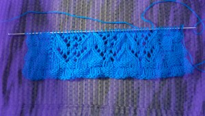 Knitting independently