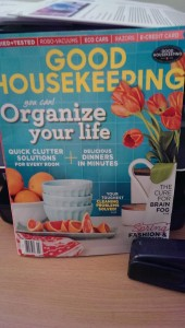 Good Housekeeping Organize Your Life cover