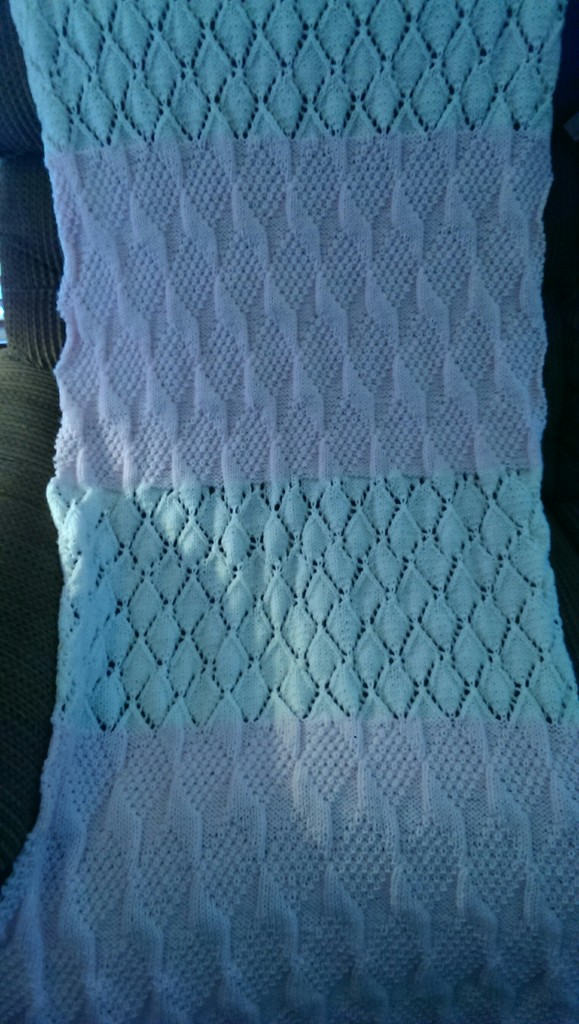 Julia's new blanket