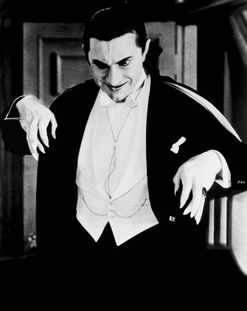 Sink Your Teeth Count Dracula
